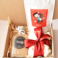Подарочный набор LoveCoffeBox Bounty