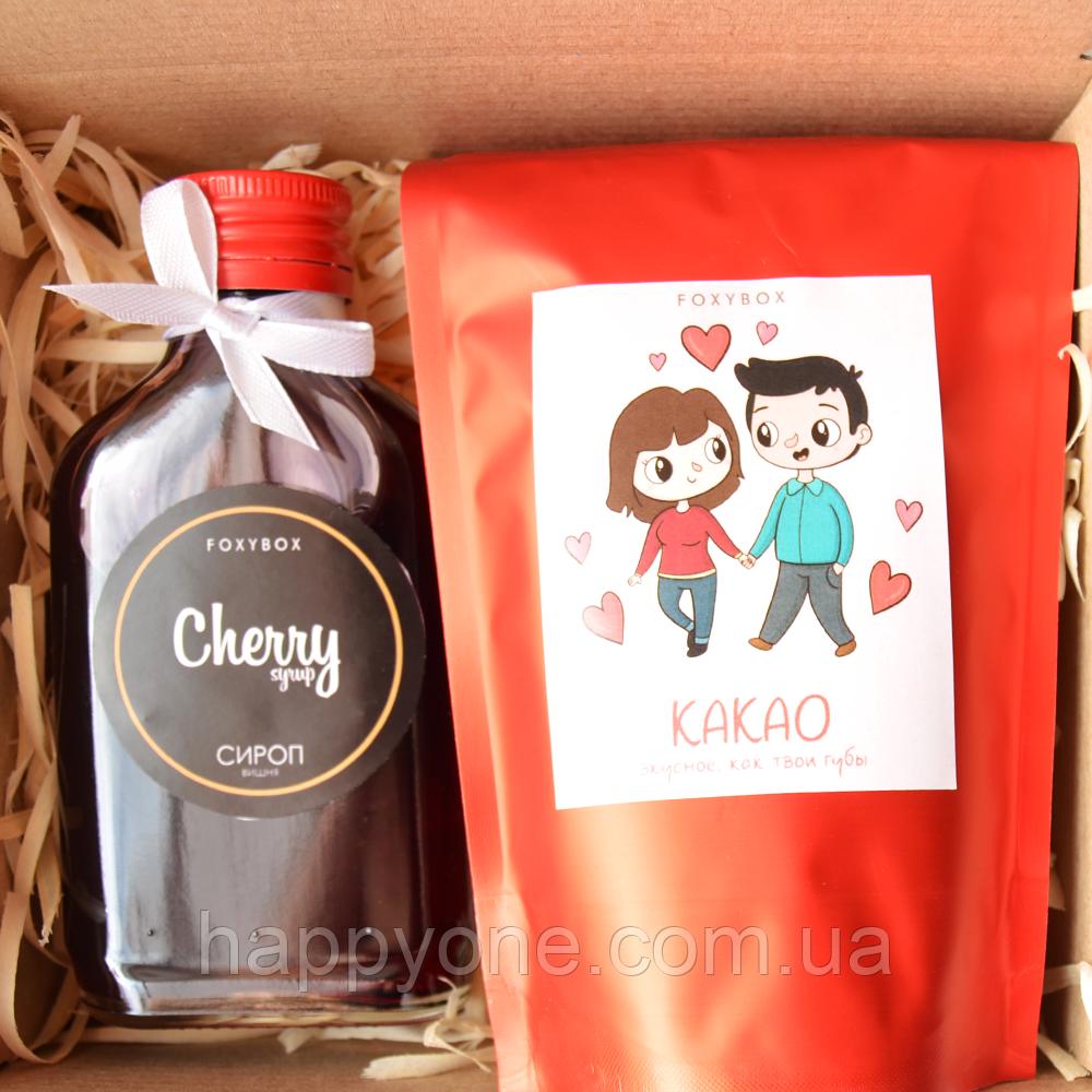 Подарочный набор MiniLoveBox Cherry