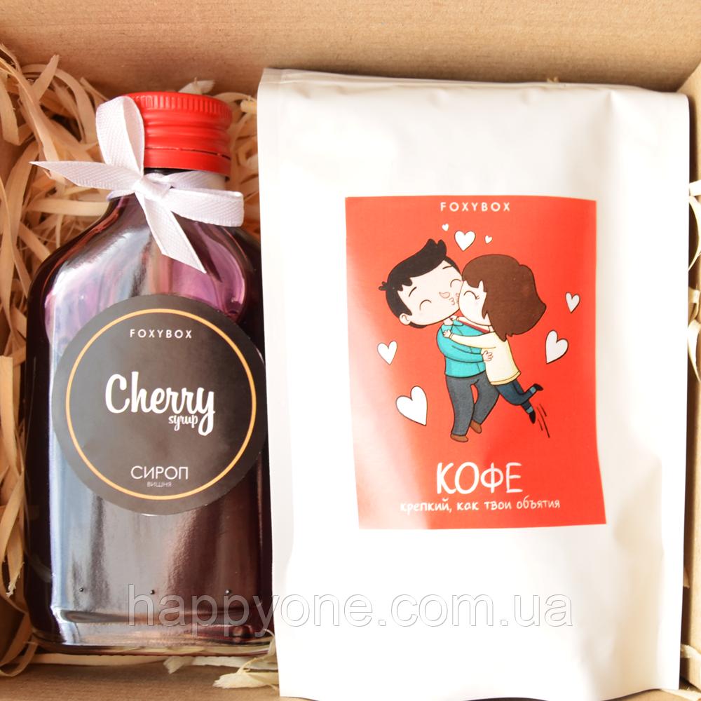 Подарочный набор MiniLoveBox Cherry White