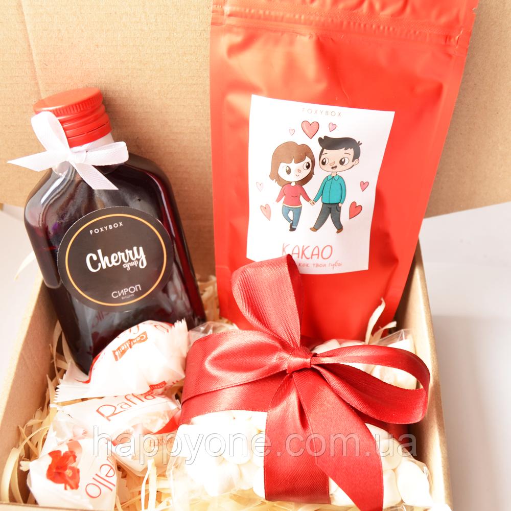 Подарочный набор LoveBox Cherry 2