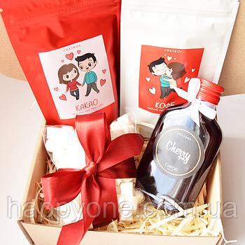 Подарочный набор LoveBox Cherry