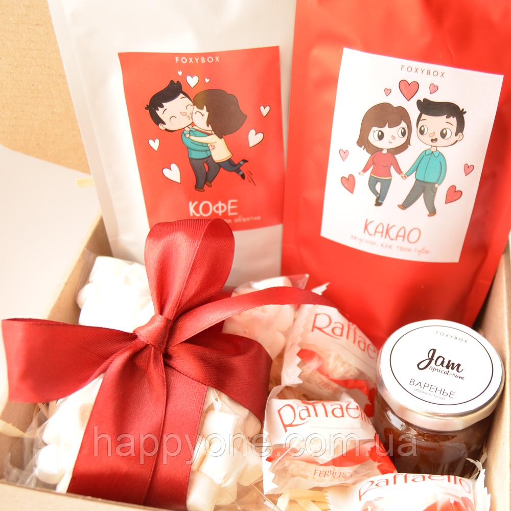 Подарочный набор SweetLoveBox Red