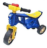 Мотоцикл БЕГОВЕЛ синий, ТМ Орион, 171СИН