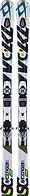Комплект горных лыж Volkl RACETIGER SC UVO WHITE + xMotion 2015р.