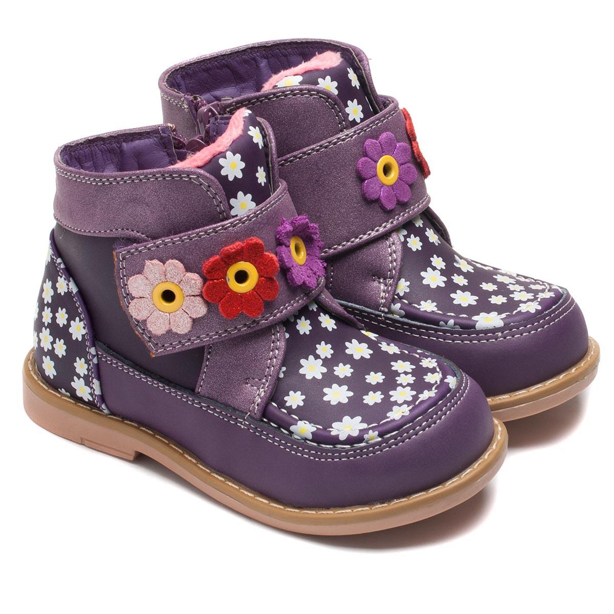 b6de937fb Демисезонные ботинки Шалунишка - Ортопед, для девочки, ортопедические,  размер 20-25 -
