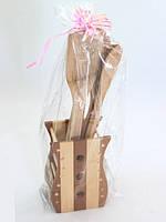 Набор кухонных принадлежностей бамбук DYNASTY 16055