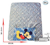 """Плед трансформер детский 2в1  """"Микки Маус"""" Дисней/Disney 150*120см"""