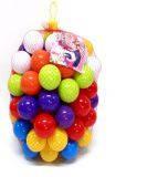 Кульки м'які 25шт, d6см. Киндервей, 02-411