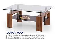Стол журнальный DIANA MAX орех