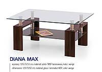 Стол журнальный DIANA MAX венге