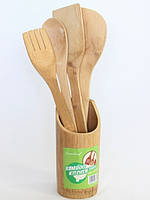 Набор кухонных принадлежностей бамбук DYNASTY 16044