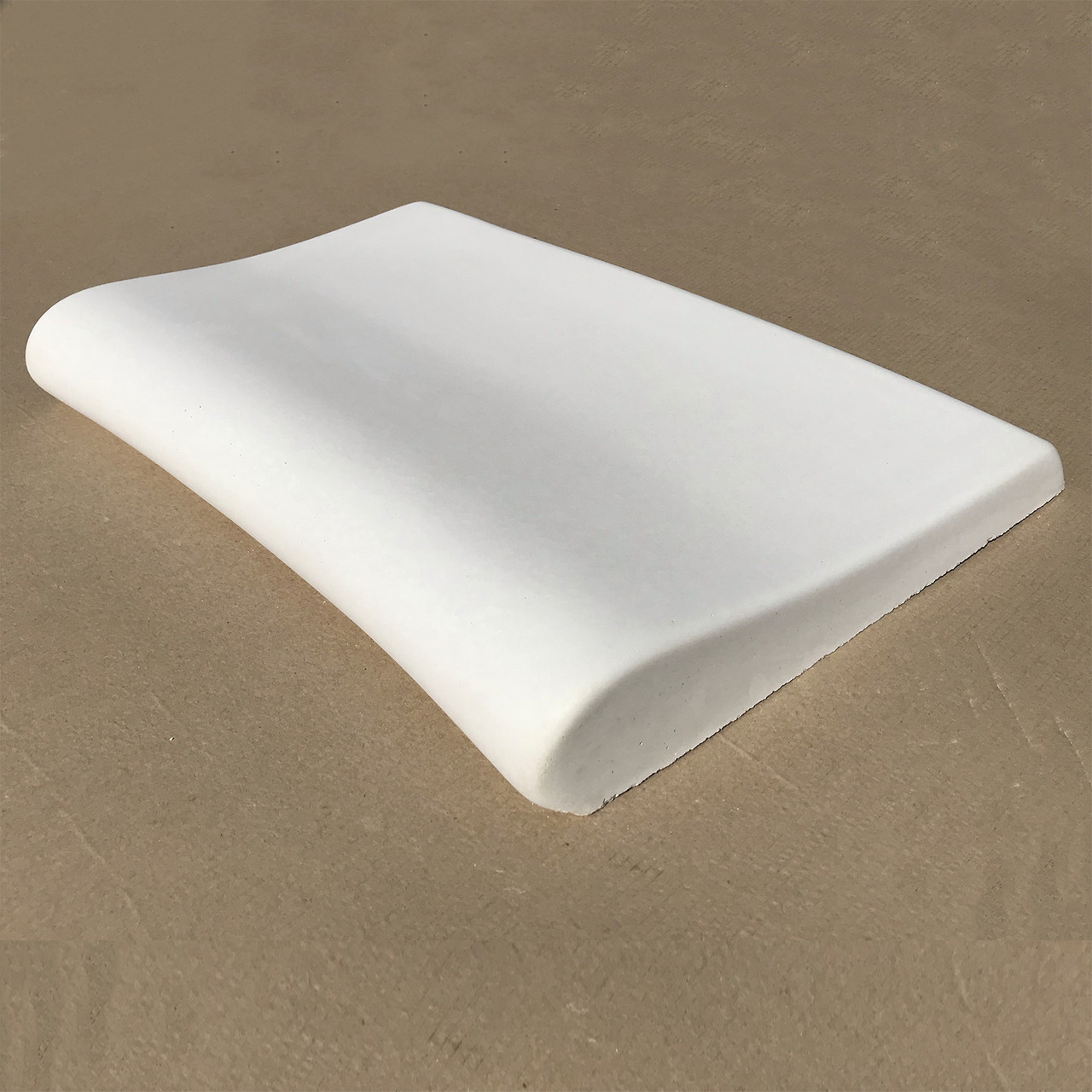 Радиусный копинговый камень 25см R-1,5м бортовой для бассейна