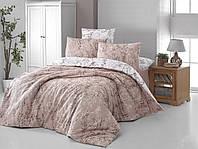 Комплект постельного белья Ранфорс First Choice Zena Ekru