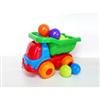 Машина Шмелек Б, с 12 шариками, 07-720-4