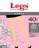 Колготки(5р-р)Happy 40 ден, коричневый, Legs