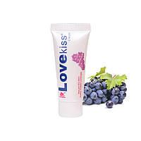 Смазочка лубрикант для секса LOVE Kiss 25 ml
