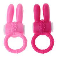 Эрекционное вибро-кольцо для стимуляции оргазма