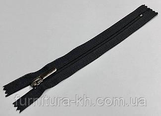 Длинна 14 см.Черный Барышевка Блек-Никель(Прямая)Тип 6(5).