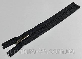 Длинна 18 см.Черный Барышевка Блек-Никель(Прямая)Тип 6(5).