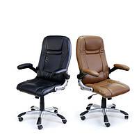 Офисное компьютерное кресло EKO, еко-кожа,два цвета