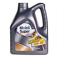 Моторное масло Mobil Super 3000 X1 5W-40 152061