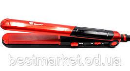 Утюжок Гофре для Волос 2 в 1 Domotec MS - 4909