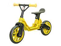 Байк (велобег) Лимонный 2-х колесный, ТМ ОРИОН, 503Лимон
