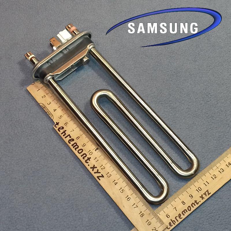 ТЭН 1900 W / 185мм (с датчиком; без бурта) для стиральной машины Samsung
