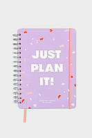 Планер Just plan it (Сиреневый)