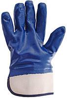 """Перчатки Intertool - масло-бензостойкие с твердым манжетом 10,5"""""""