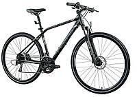 Велосипед кросс INDIANA X-Cross 4.0 M21 black