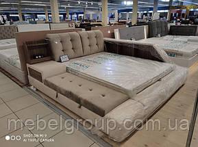Ліжко Атланта 180*200, з механізмом, фото 2