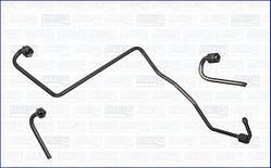 Трубка турбокомпрессора ДВЗ Audi A3 2003-2012 (1.9TDI)