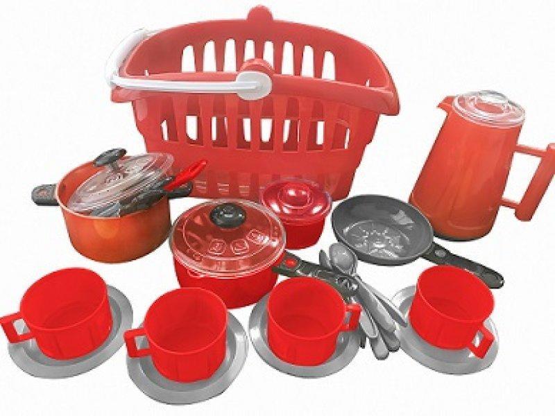 Набор посуды Iriska 8 ОРИОН 134