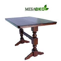Стол  для гостиной \ кухни \ столовой из натурального дерева 120 х 75 см.