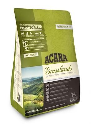 Корм для собак всех пород Acana Grasslands Dog 340 грамм