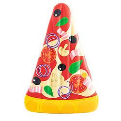 Надувной матрас пицца, 188-130см, ремкомплект, в коробке, Bestway, 44038