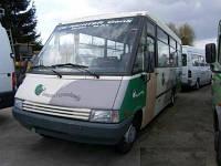 Лобовое стекло Iveco 59.12  Bus, триплекс