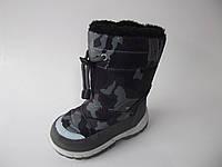 Детская зимняя обувь ТМ. Somos для мальчиков (разм. с 22 по 27)