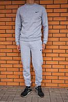 Спортивный костюм мужской серый Nike Найк