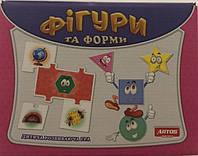 """Игра развививающая """"Фигуры"""", 581"""