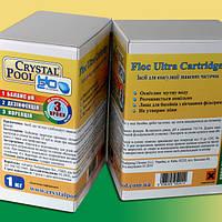 Floc Ultra Cartridge Crystal Pool 1 кг