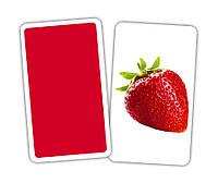 """Карточки """"Цвета"""", 15 пар, картонные, Вундеркинд с пеленок, 275516"""