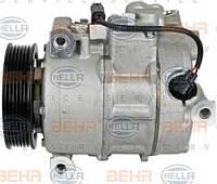 Компрессор кондиционера BMW 7 E65 2001-2009 (730)