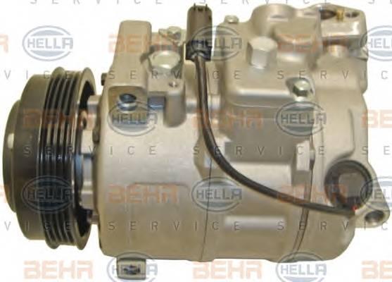Компрессор кондиционера BMW 7 E65 2001-2009 (760)