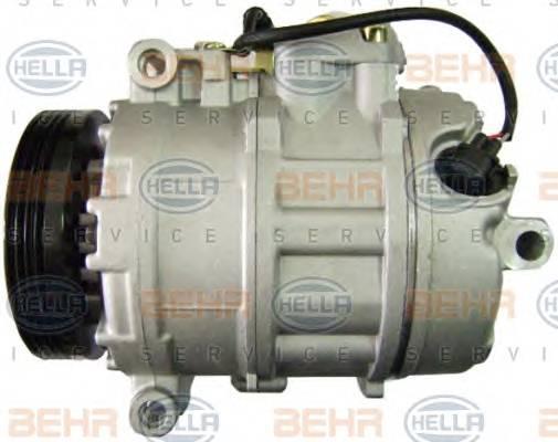 Компрессор кондиционера BMW 6 E63 2004-2010 (650Ci)