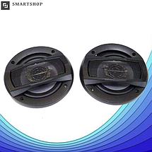 Автоакустика TS-A1395S 240w - универсальные 4х полосные автомобильные динамики с проводами, крепленями, сеткой, фото 2
