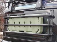 Защита боковых окон Land Rover Defender