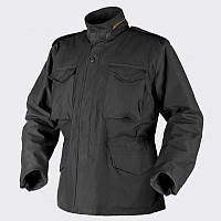 Куртка Helikon M65 - NyCo Sateen Black