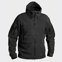 Куртка Helikon Patriot - Double Fleece Black